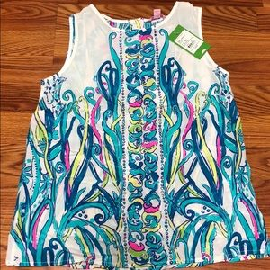 Lilly Pulitzer Tank NWT
